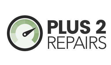 Plus 2 Repairs cover