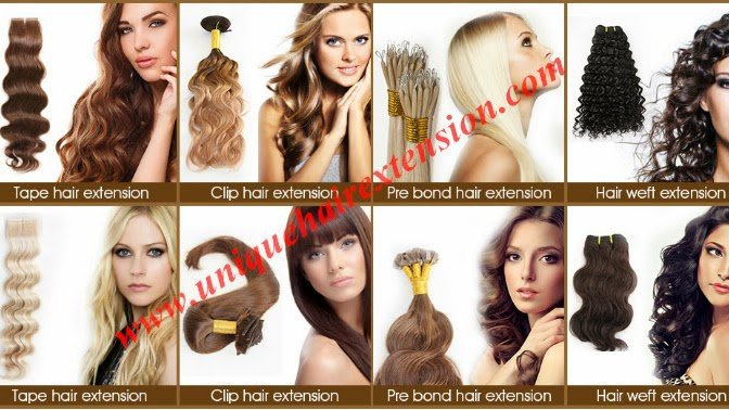 Tape In Hair Extensions Factory cover