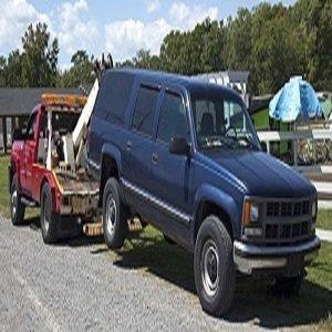 Fairfax Tow Truck cover