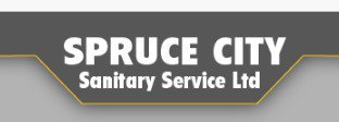 Spruce city sanitation cover