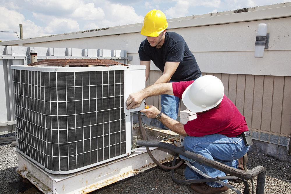 Dr. Power Cooling& Heating Inc. cover
