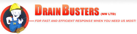 Drain Busters (NW) Ltd cover