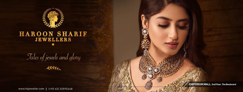 Haroon Sharif Jewellers cover
