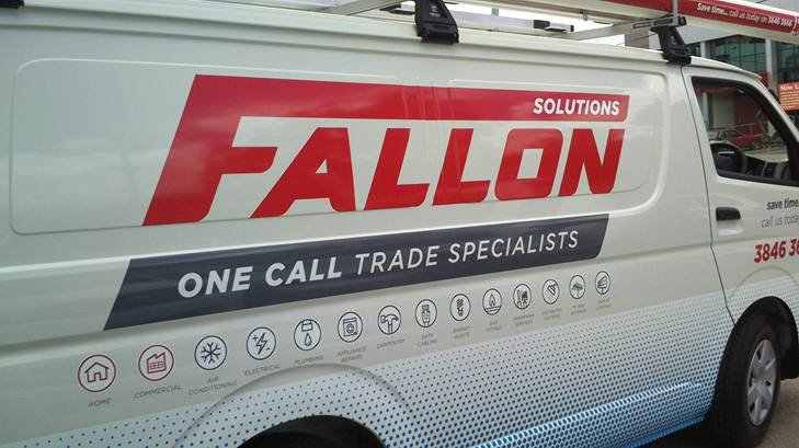Fallon Solutions cover