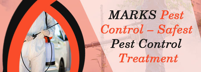Marks Pest Control cover