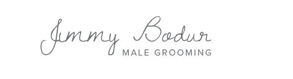 Jimmy Bodur Male Grooming cover