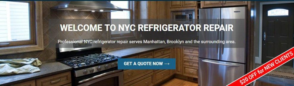 Refrigerator Repair NYC cover