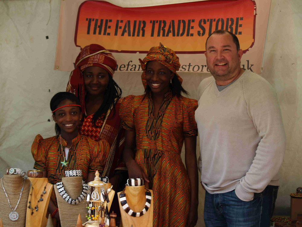 THE FAIR TRADE STORE cover