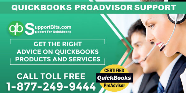 Quickbooks Proadvisor Support  cover
