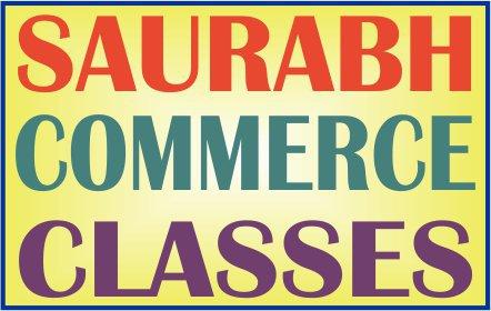 Saurabh Commerce Classes cover