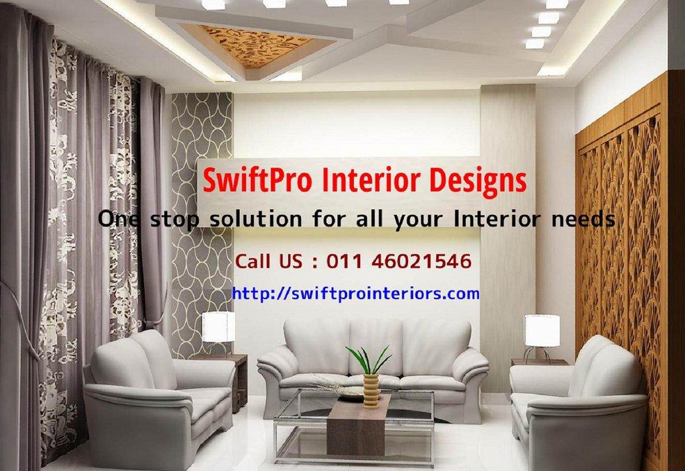 Swiftpro - Architects & Interior Designers in Delhi NCR cover