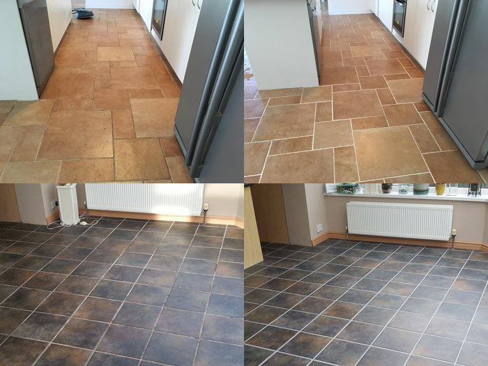 Squeaky Clean Tile And Grout cover