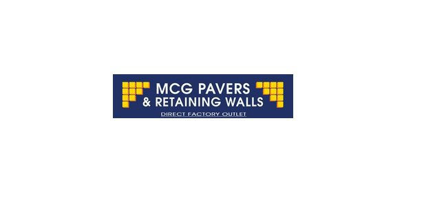 MCG Pavers & Retaining Walls cover
