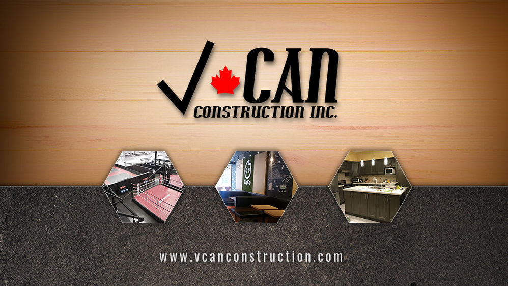 V-CAN Construction Inc. cover