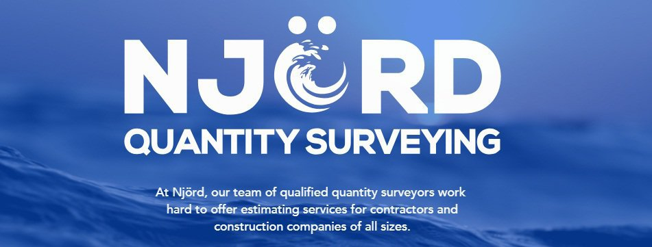 Njord Quantity Surveying Ltd cover