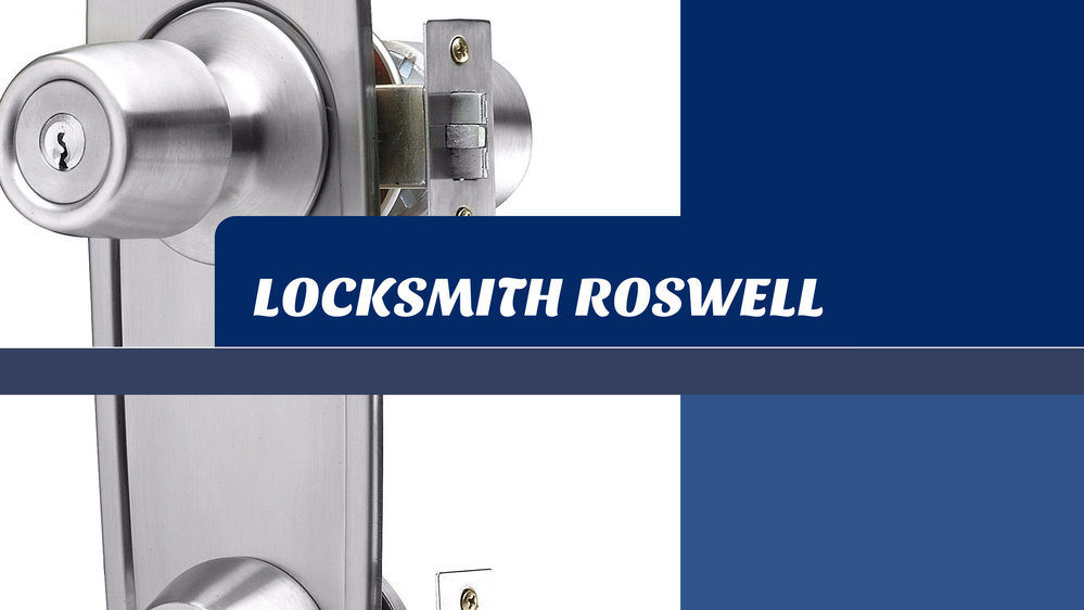 Locksmith Roswell cover