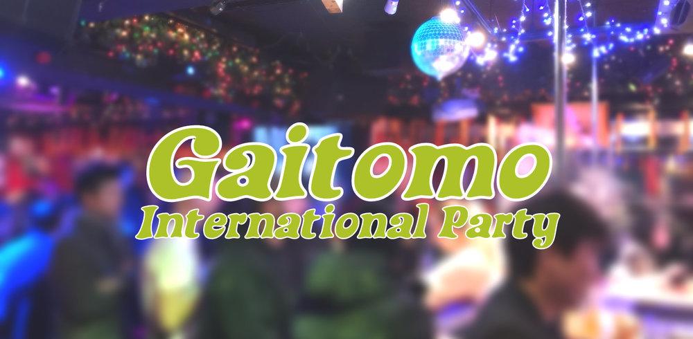 5//Gaitomo Original International Party cover