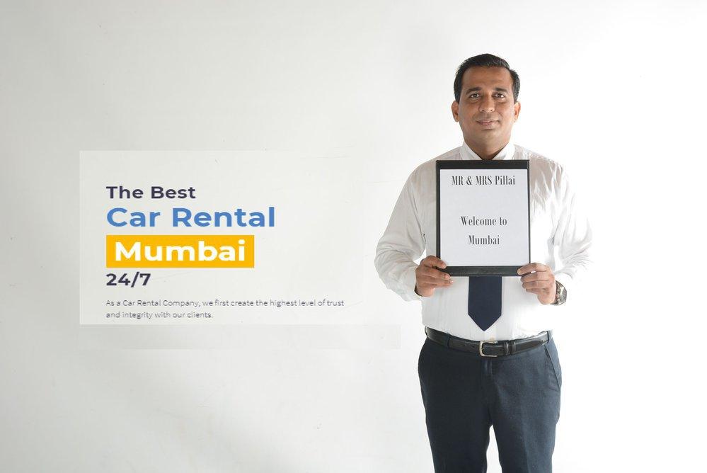 Milan Travels Car Rental in Mumbai cover