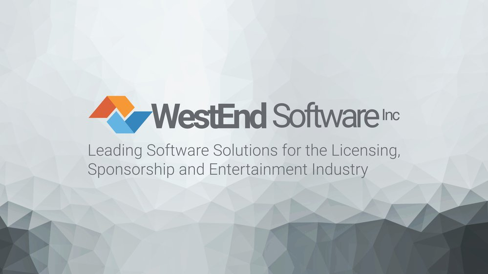 WestEnd™ Software cover