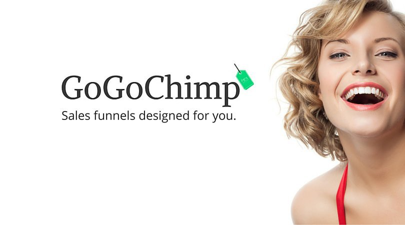 GoGoChimp cover