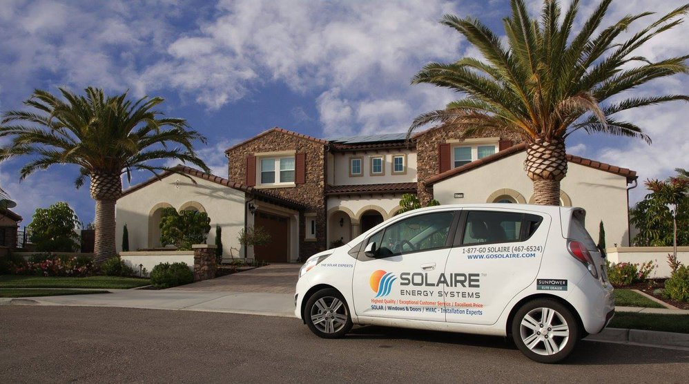 Solaire Energy Systems cover