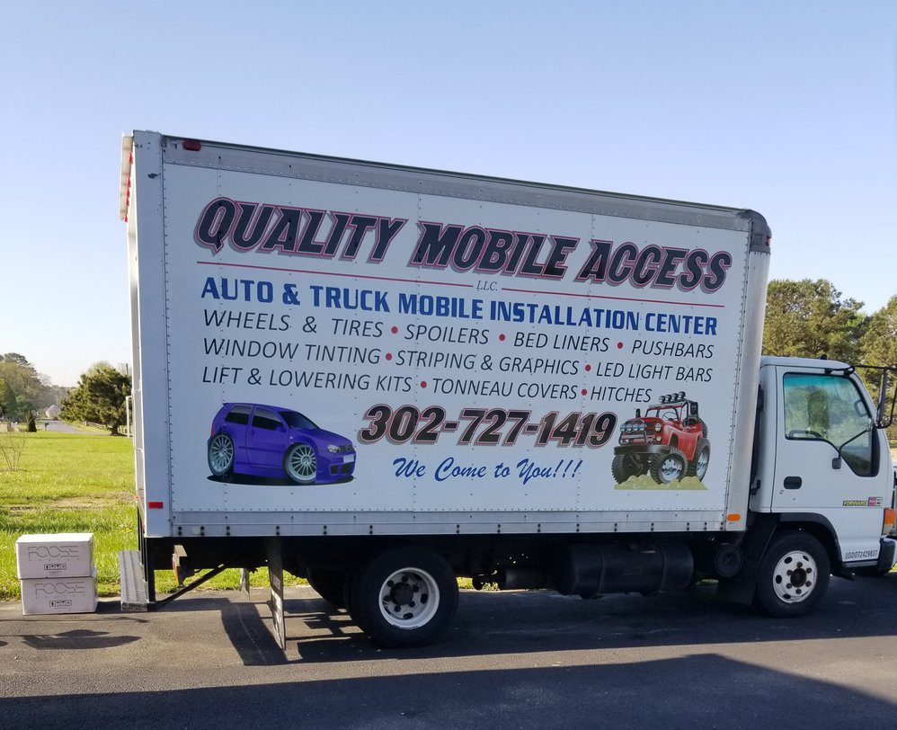 Quality Mobile Access Llc cover