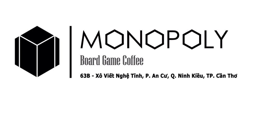 MONOPOLY Board Game Coffee cover