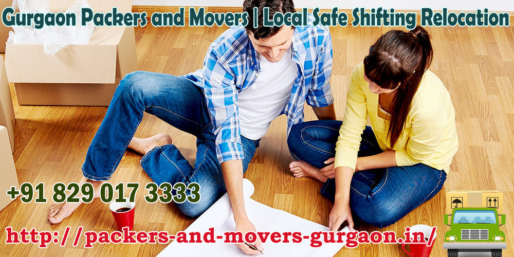 Packers And Movers Gurgaon | Get Free Quotes | Compare and Save cover