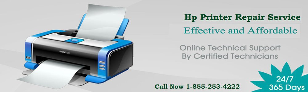 Dial Hp Printer Repair For Getting Fast Assistance 1-855-253-4222 cover