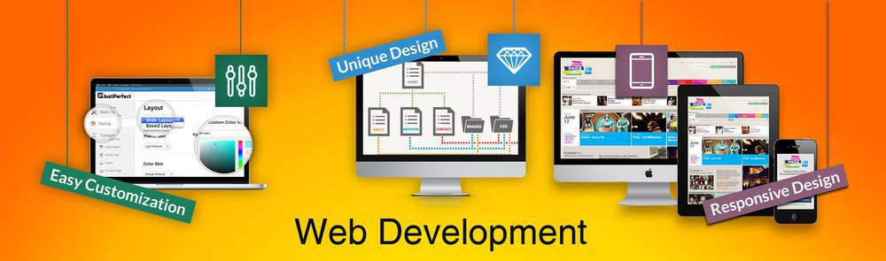 Get Web Development Services in Affordable Prices cover