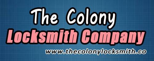 The Colony Locksmith Company cover