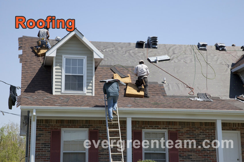 Evergreen Renovations & Roofing cover