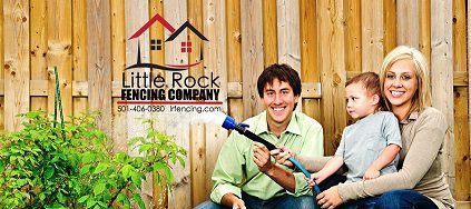 Little Rock Fencing Company cover