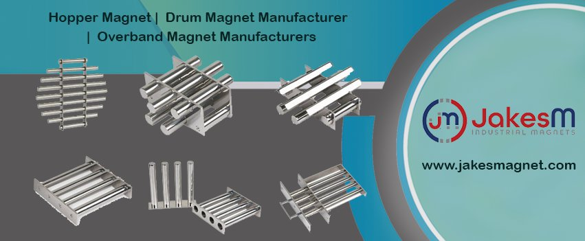Magnetic Roll Separator Manufacturer India, Magnet Manufacturers cover