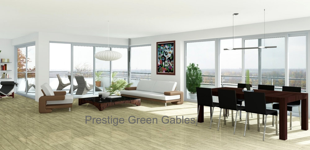 World-class  Amenties of Prestige Green Gable  cover