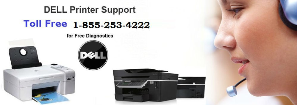 For Getting Instant Help Dial Dell Printer Repair 1-855-253-4222 cover