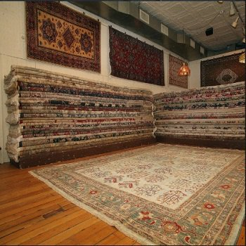 Silk Rug Cleaning Repair & Restoration cover