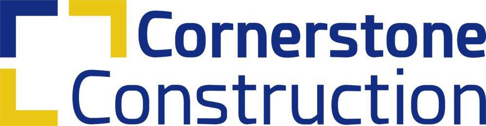Cornerstone Construction cover