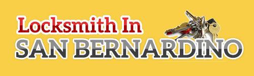 Locksmith in San Bernardino cover