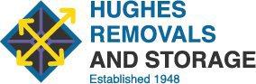 Hughes  Removals  Ltd cover