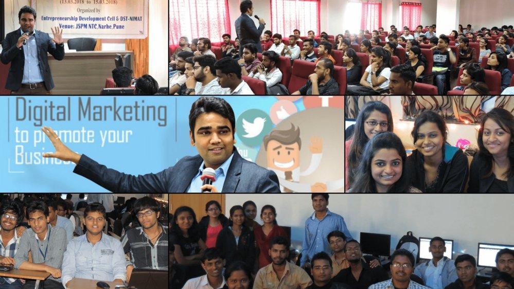Jaksh Institute of Digital Marketing - Digital Marketing Courses in Pune cover