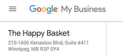 The Happy Basket cover
