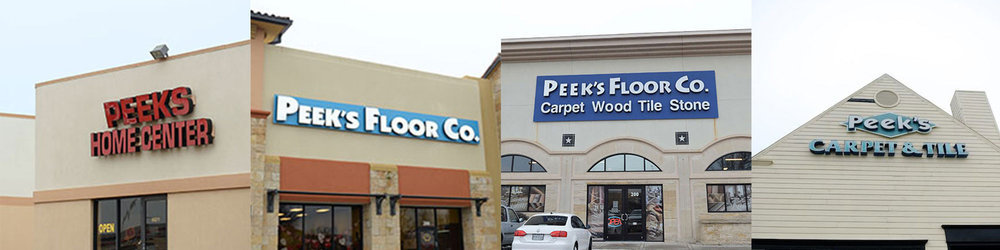 Peek's Floor Co. cover