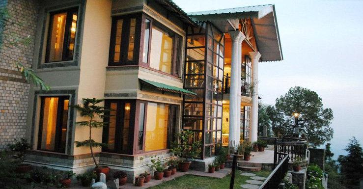 The Horizon Villa cover