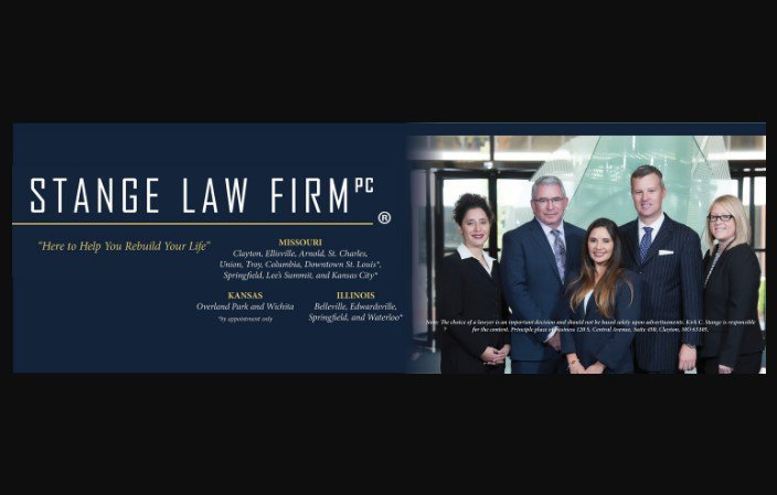 Stange Law Firm, PC cover