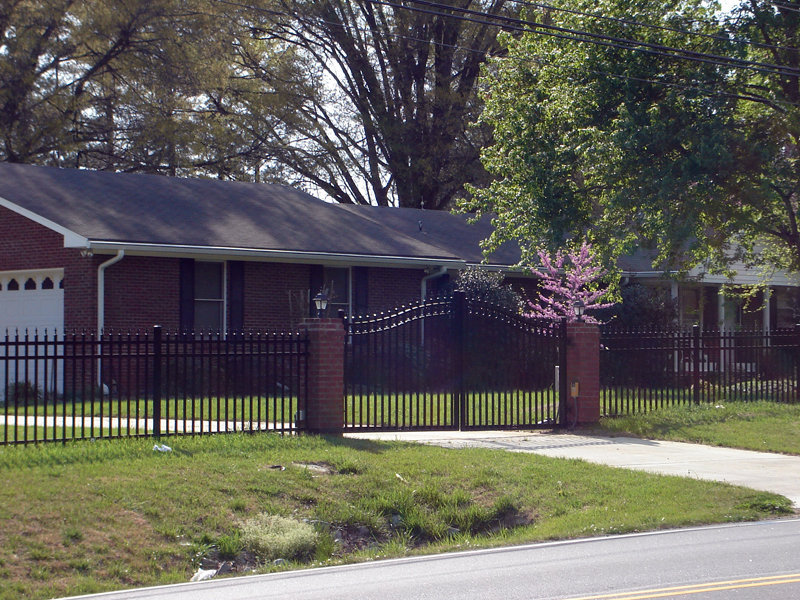 Matthews Fence and Supply Company cover