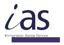 Immigration Advice Service cover