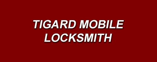 Tigard Mobile Locksmith cover