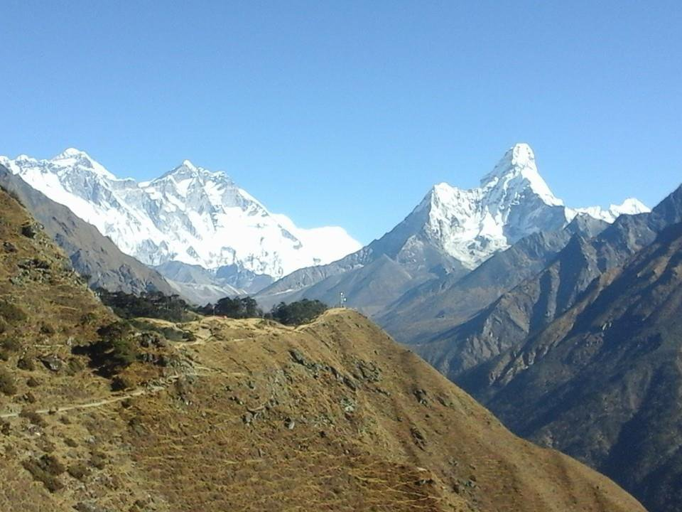 Enjoy Nepal Treks cover