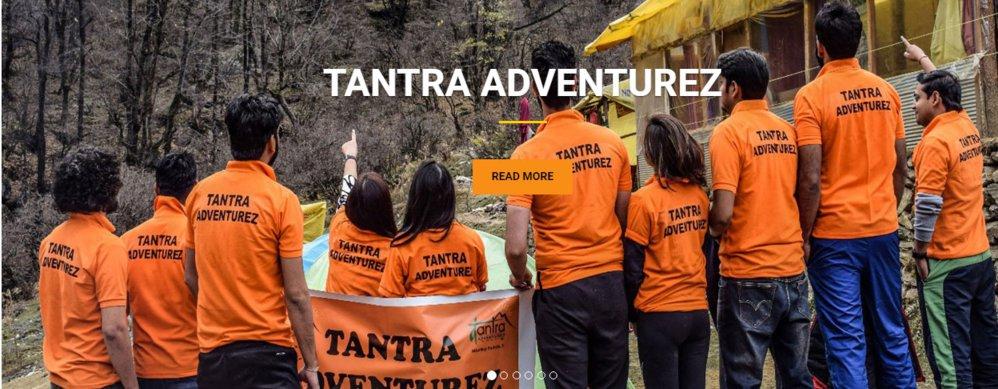 Tantra Adventurez cover